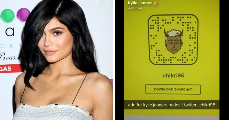 Who is Chikri95? Snapchat Kylie Nude Photos Leaked From Chikri Hack