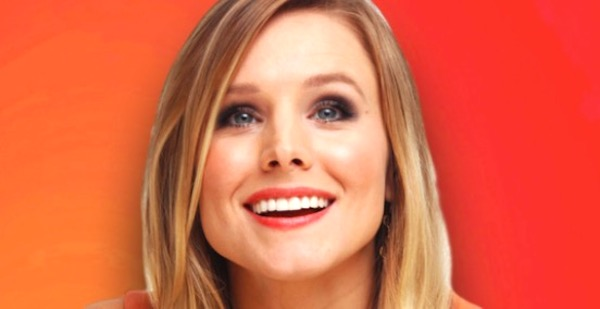Kristen Bell, blond, blonde, happy, smile, good, general knowledge, trivia, iq, Clipping, ps