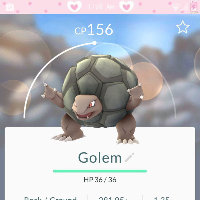 golem pokemon go beat zapdos