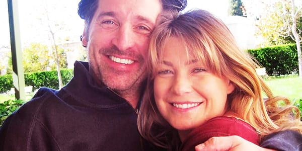 Ellen Pompeo Gets Brutally Honest About Patrick Dempseys Departure
