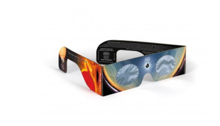 Baader Planetarium Solar Viewer AstroSolar Silver Gold Solar Eclipse Glasses