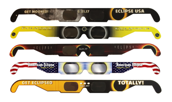 American Paper Optics Eclipse Glasses