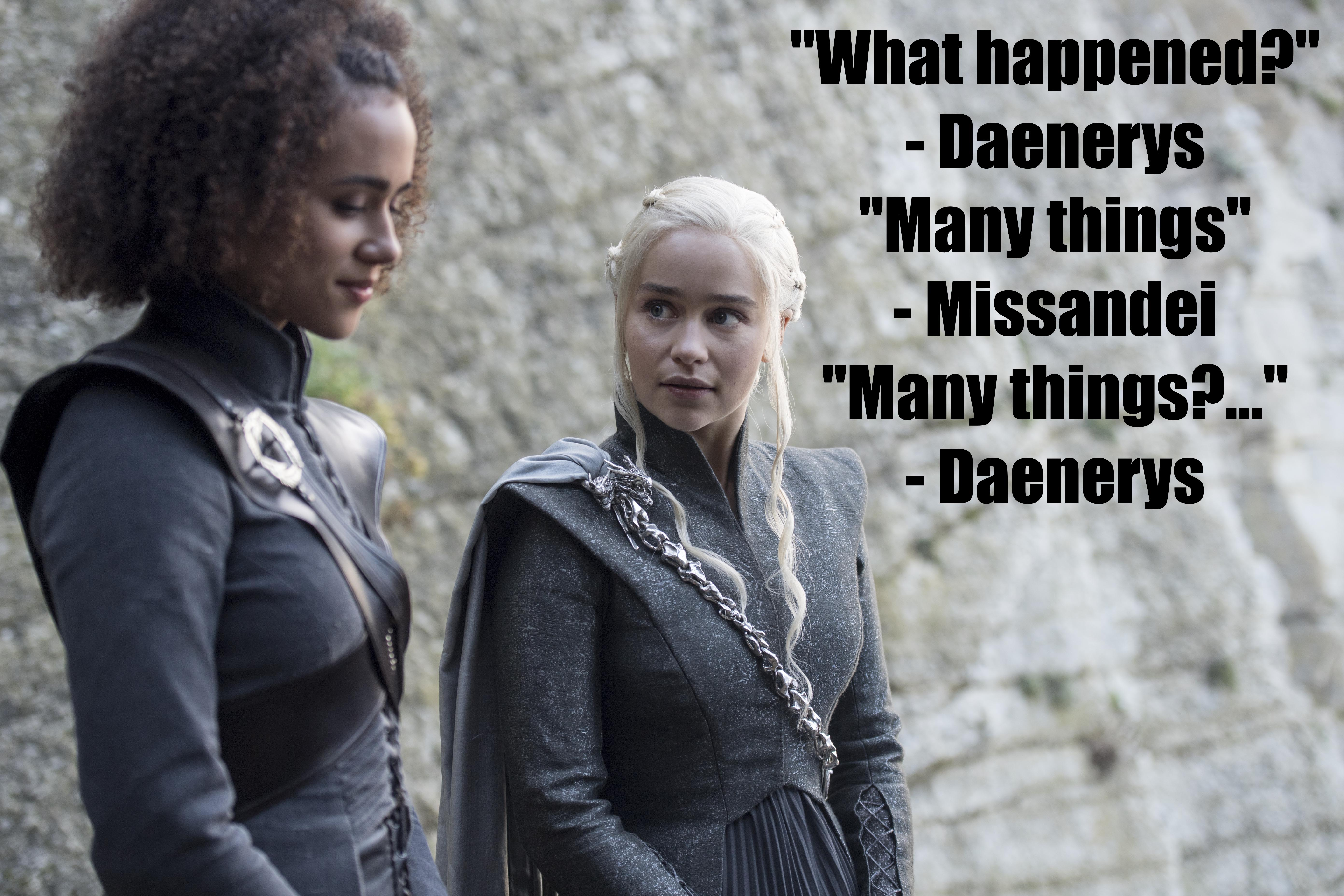 Game Of Thrones Season 7, Game of Thrones Quotes