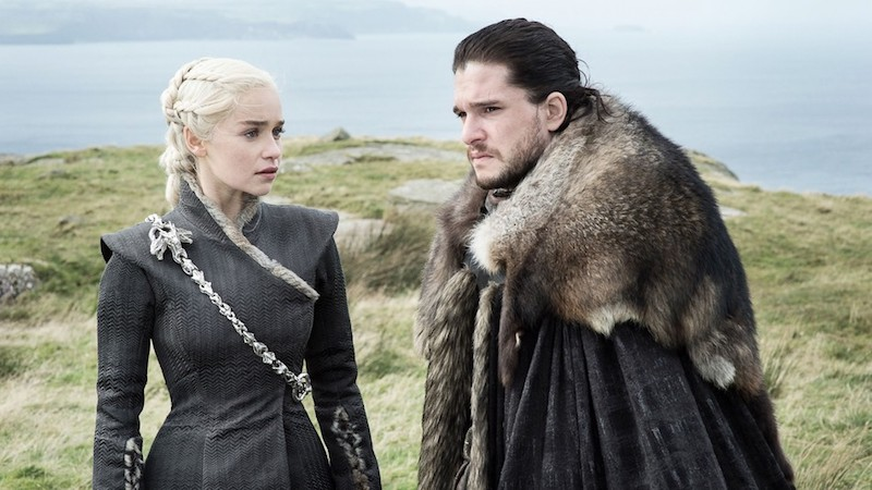 Game of Thrones Season 7 Quotes Episode 5 'Eastwatch'