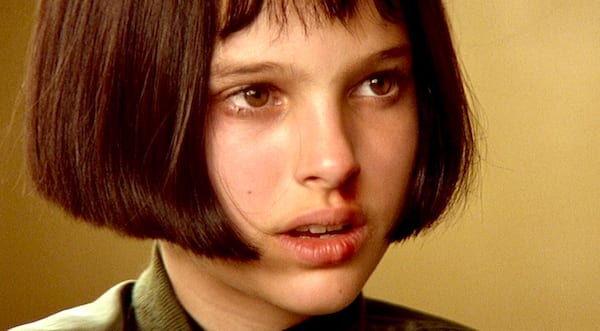 natalie, natalie portman, thinking, think, girl, confused, knowledge, smart, movies, movie, tv, film, close up, close, brunette, cult, cult movies