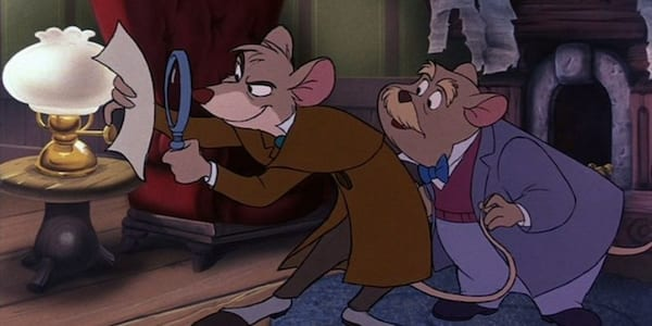great mouse detective, Disney, movies/tv