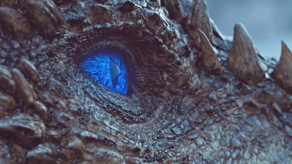 Will The White Walker Dragon Spit Ice or Fire?