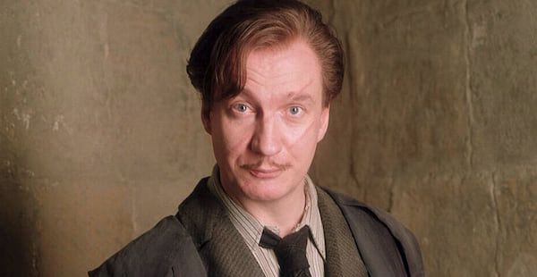 harry potter, remus lupin