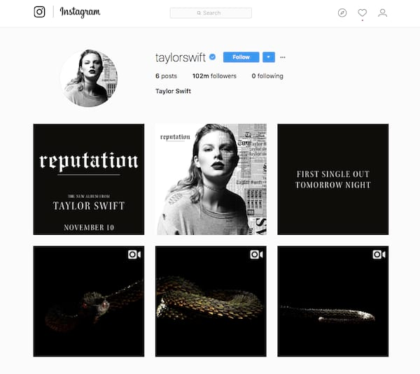 What Will Taylor Swift's New Single Reputation Sound Like?