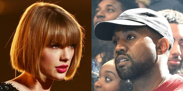 Kanye's Reaction To Taylor Swift's New Album Reputation