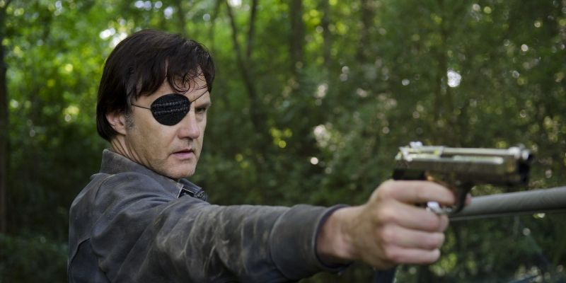 walking dead, the governor
