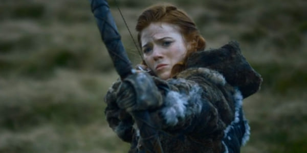 ygritte, tv, game of thrones