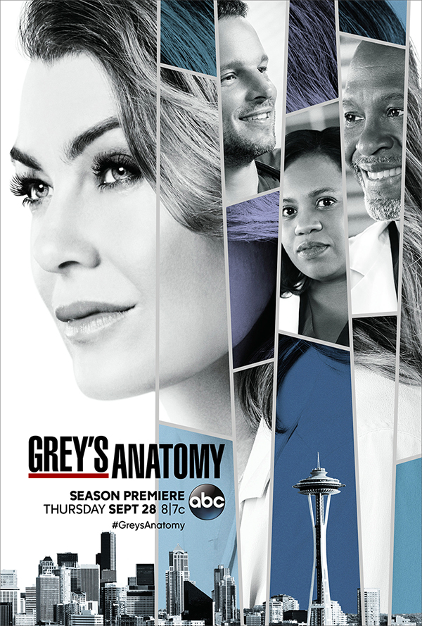 richard webber, alex karev, miranda bailey, meredith grey, grey's anatomy, Season 14, spoilers, official poster 2017