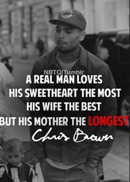 chris brown love quotes, celebs