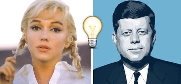 marilyn monroe, jfk, history, ps