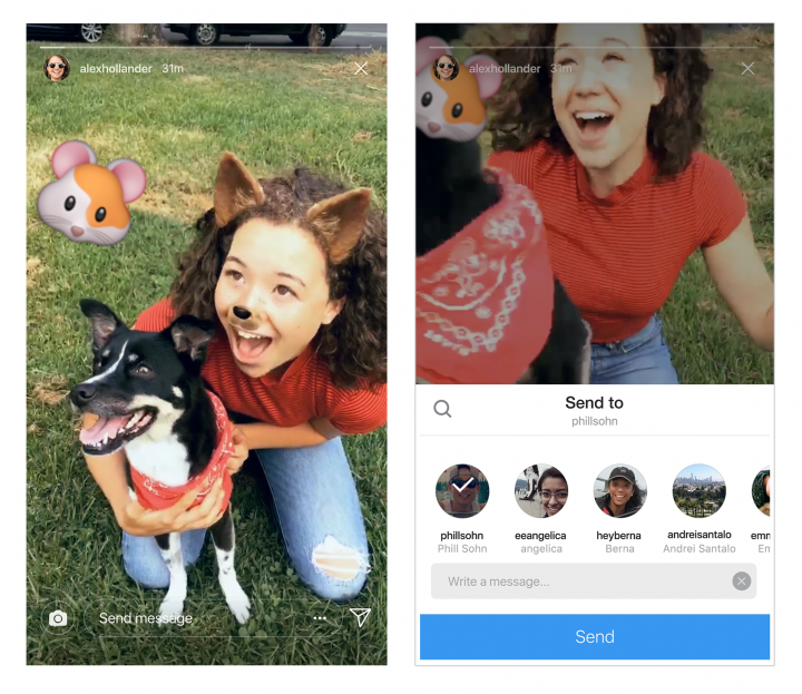 How To Turn Off Instagram Story Sharing For Direct Messages