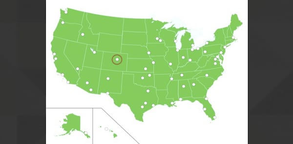 Quiz Only 1 In 50 Americans Can Name These 16 Cities On A Map Can You Quiz Bliss Com