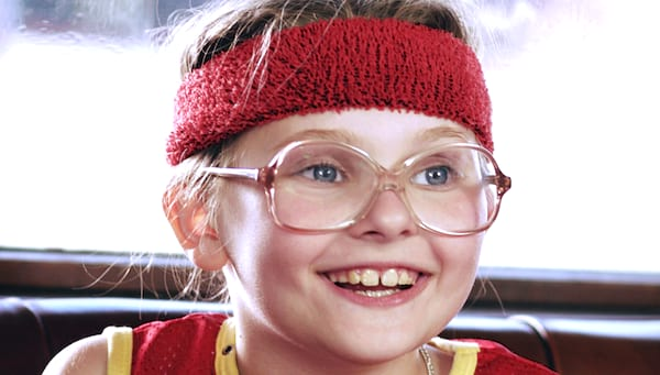 abigail, little miss sunshine, quiz, iq, glasses