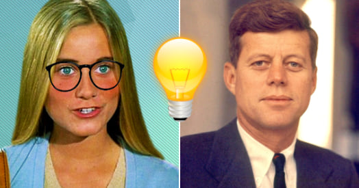 iq, intelligence, smart, jfk, marcia Brady