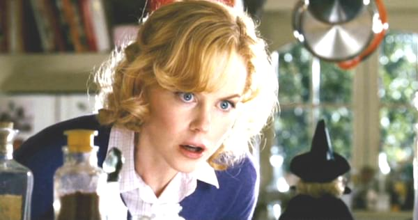 nicole kidman, witch, bewitched, halloween