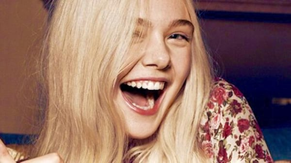 juju, girl, smart, happy, celebs, elle fanning, Elle, blond, blonde, quiz