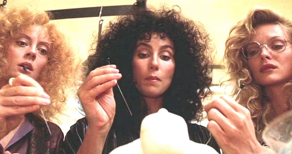 Witches of Eastwick, witch, halloween, cher, susan surandon