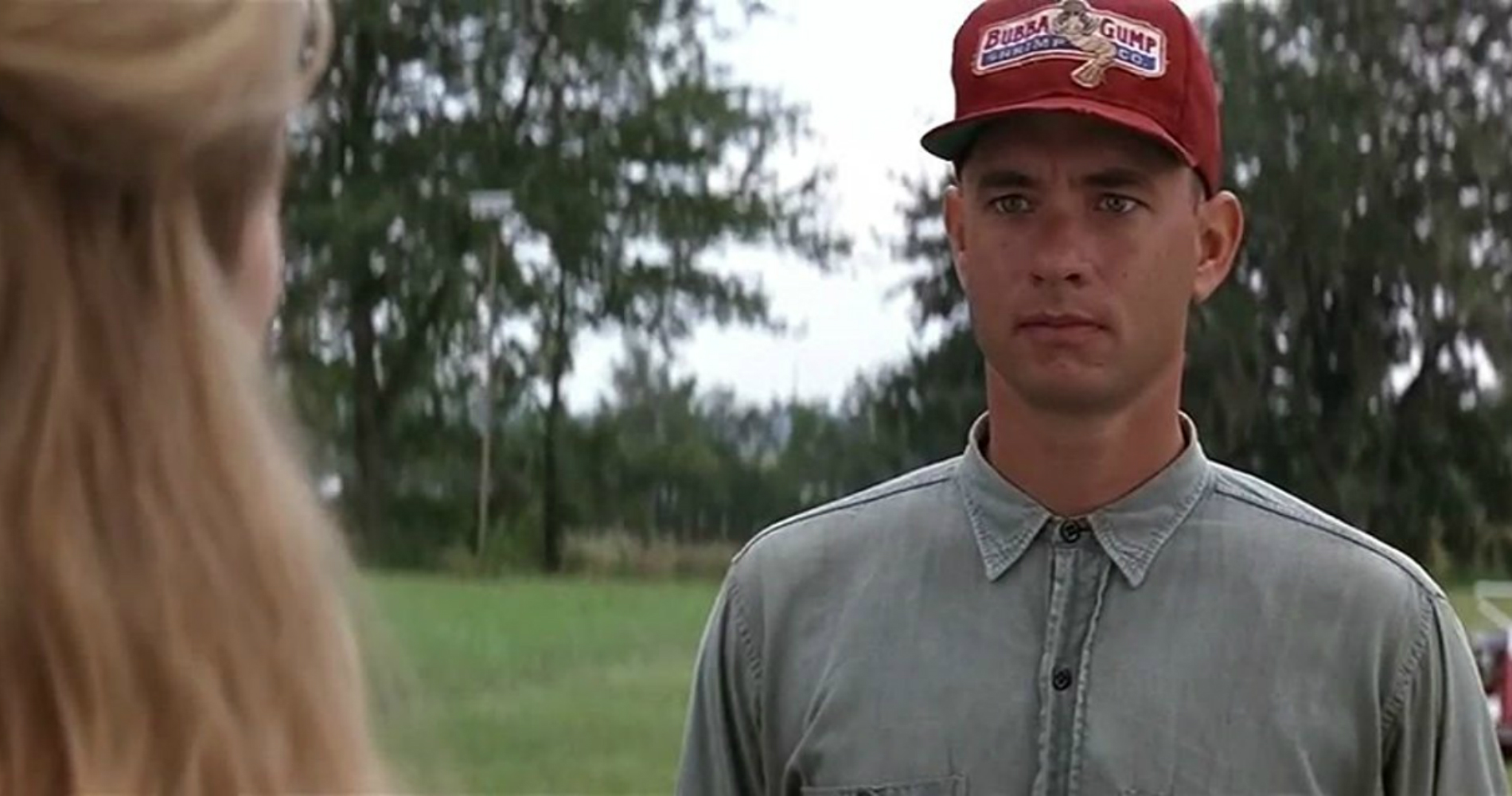 forest gump, tom hanks, bubba gump