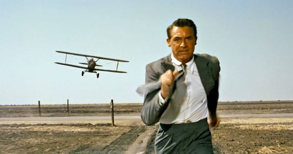 North by Northwest, hitchcock, Cary Grant