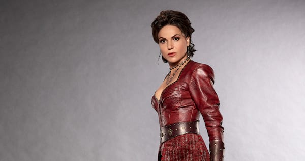 Once Upon a Time, OUAT, Lana Parrilla, the evil queen