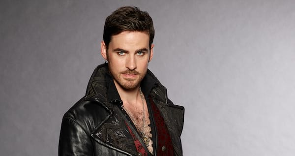 Once Upon a Time, OUAT, Hook