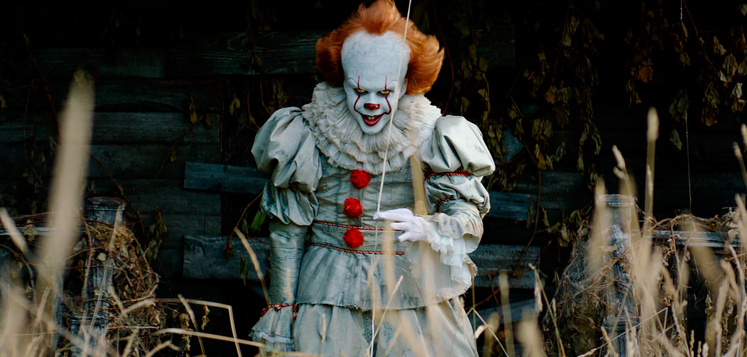 it, Stephen King, movie, book, clown, Circus, horrifying, nightmare