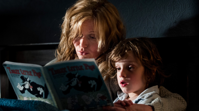 The Babadook, horror, scary, halloween, movie