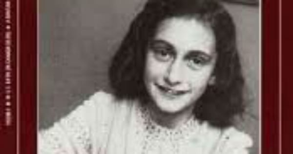 the diary of a young girl, Anne Frank, book