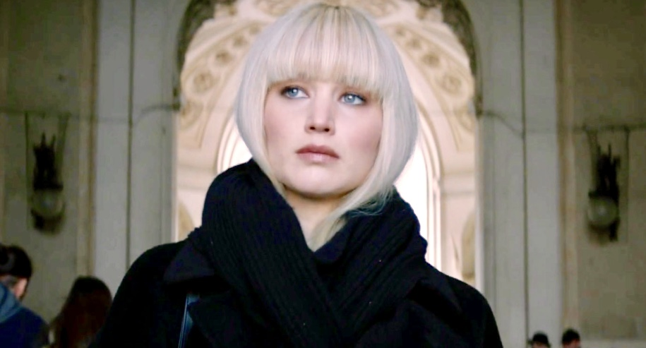 jennifer lawrence, spy, cop, detective, Sneaky, blonde, russian, red sparrow, Agent, SoSo