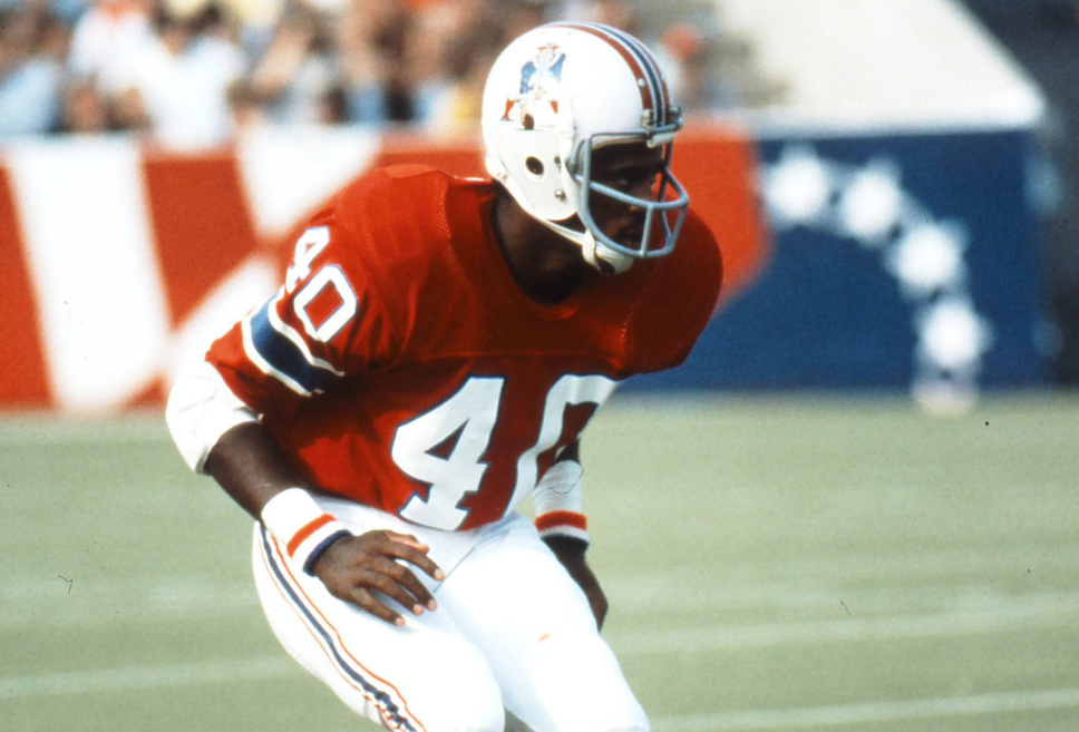 Mike Haynes, Patriots