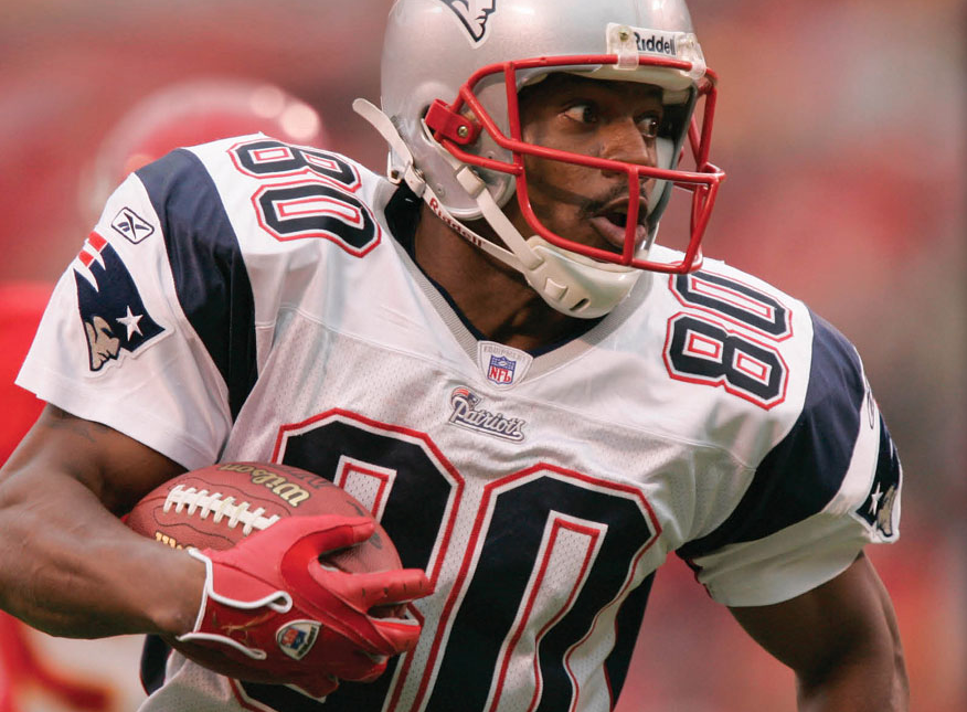 Troy Brown, Patriots