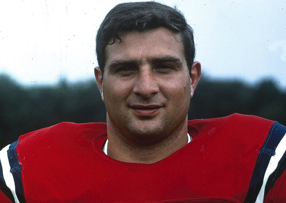 Nick Buoniconti, Patriots