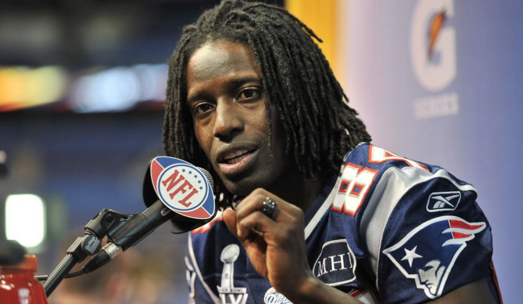 Deion Branch, Patriots