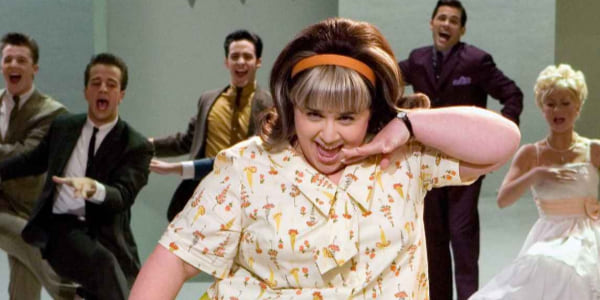 Nikki Blonsky as Tracy Edna Turnblad in Hairspray