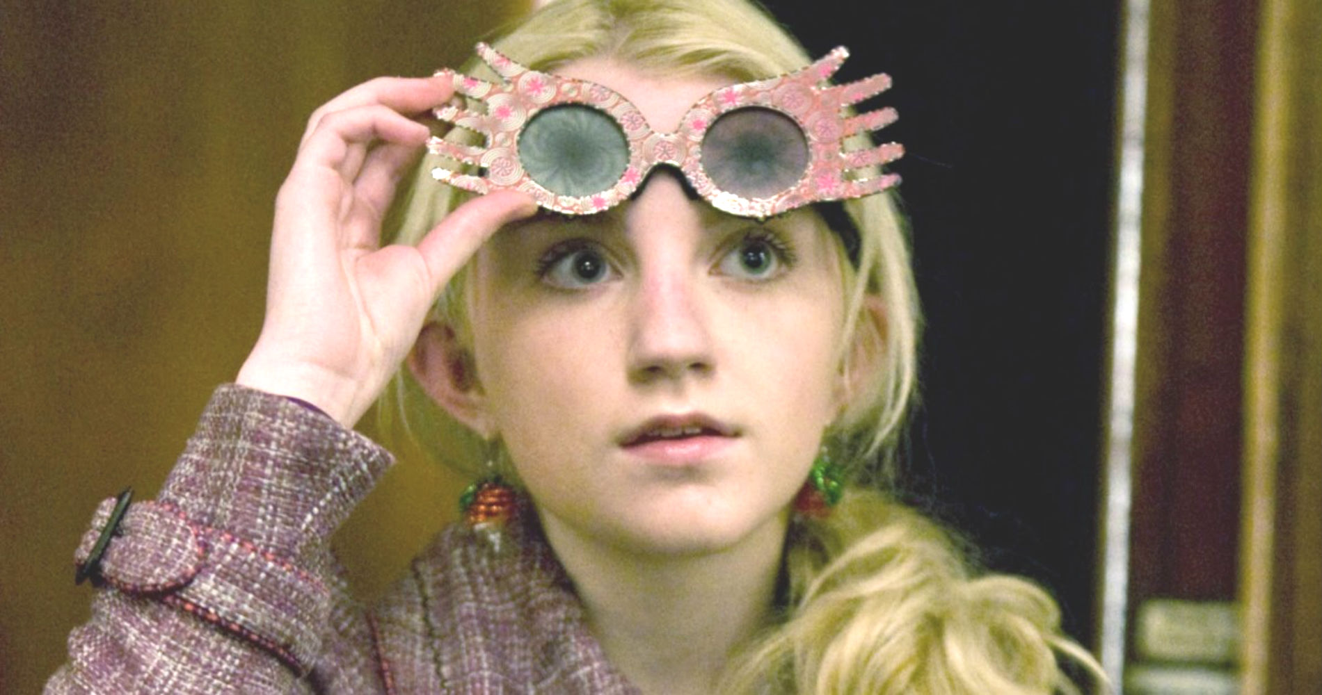 luna lovegood, glasses, harry potter, hs