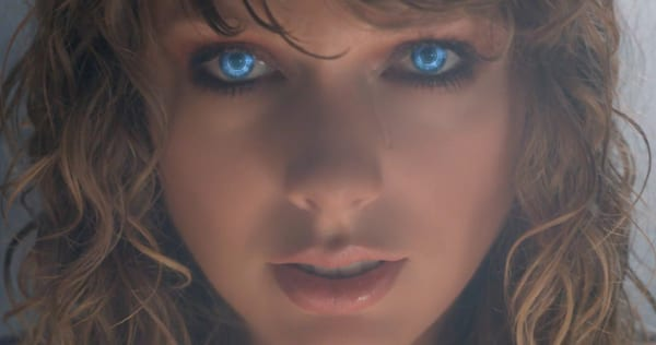 Taylor Swift, ready for it, robot, blonde, eyes, hs