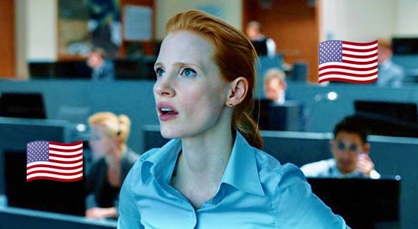 america, usa, United States, Patriot, US, United States of America, jessica chastain