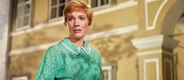 Sound of Music, Julie Andrews, The Sound of Music