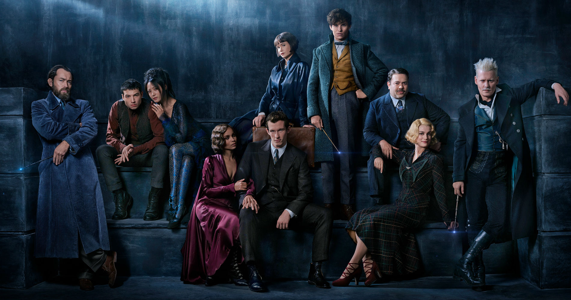 the crimes of grindelwald, fantastic beasts, harry potter, hs