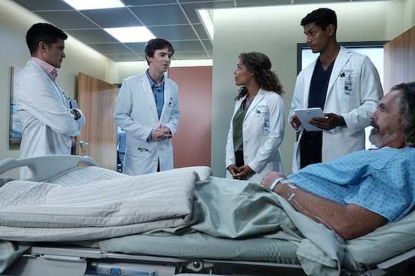 Where To Watch The Good Doctor Season 1 Episode 13 Online
