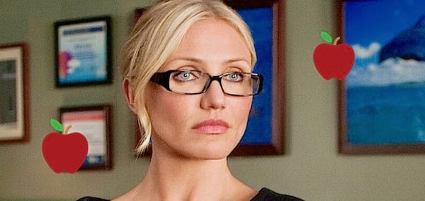 cameron diaz, bad teacher, teacher, smart, education, history, grammar