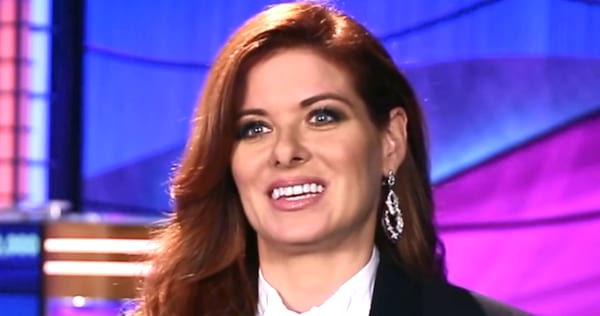 debra messing, Jeopardy, game show, hs