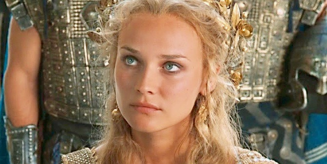 Greek, goddess, God, mythology, history, hero, Diane Kruger, SoSo