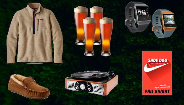 SoSo, gift guide for him