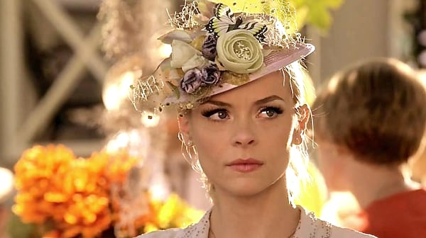 Hart of Dixie, lemon, blonde, Southern, hat, kc